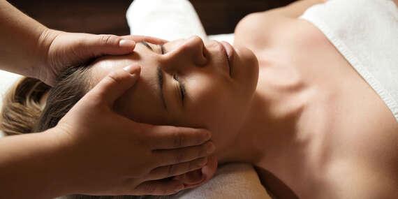 Relaxačná alebo antimigrenózna masáž olejmi doTerra/Trnava