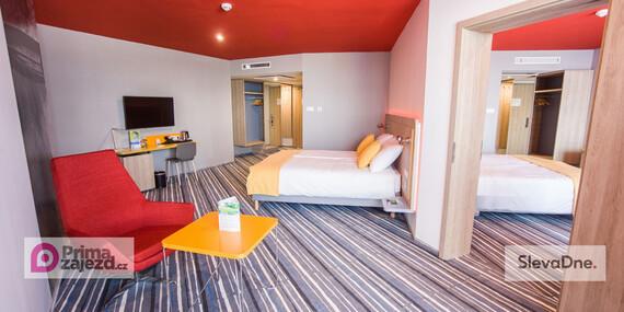 Park Inn Zalakaros Resort Spa **** - absolutní pohodlí přímo v maďarských lázních Zalakaros/Maďarsko - Zalakaros