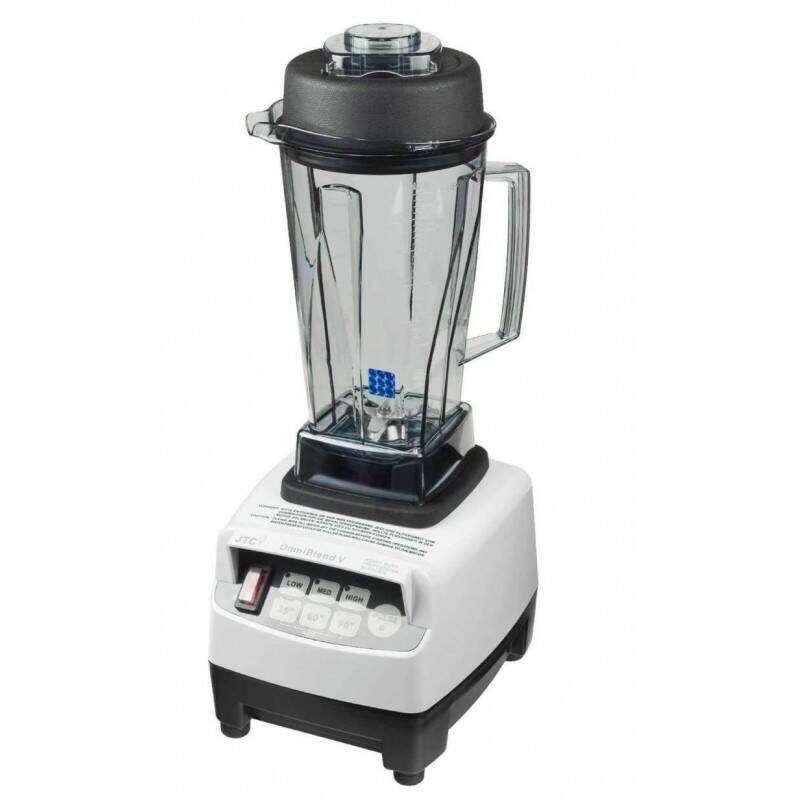 Vysokorýchlostný multimixér OMNIBLEND a kompaktný smoothie mixér...