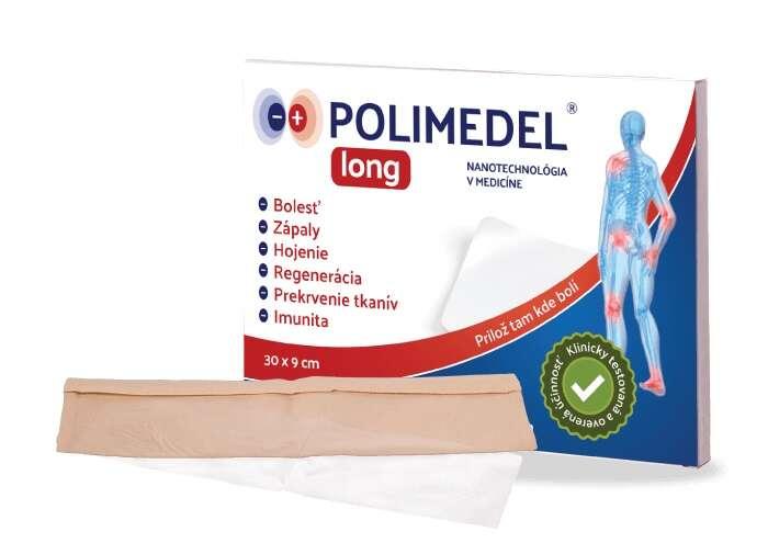 NOVINKA: POLIMEDEL – zdravotnícka polymérová fólia na odstráne...