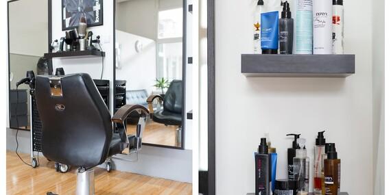 Strih alebo kompletné vlasové balíky aj s farbením v salóne MiAr/Bratislava - Karlova Ves
