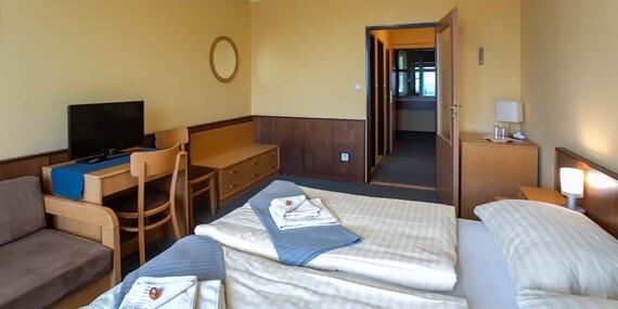 Zima v prekrásnej horskej prírode v hoteli Inovec*** so vstupom do wellness/Nová Lehota