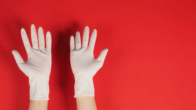 NANO ochranná maska na tvár, dezinfekčný gél či latexové rukavice - okamžité odoslanie.