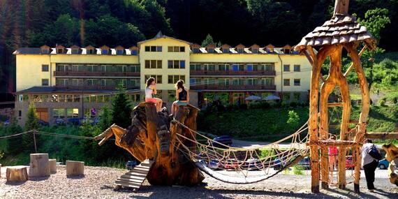Víkendový wellness pobyt pre 2 osoby v hoteli Javorna / Drienica