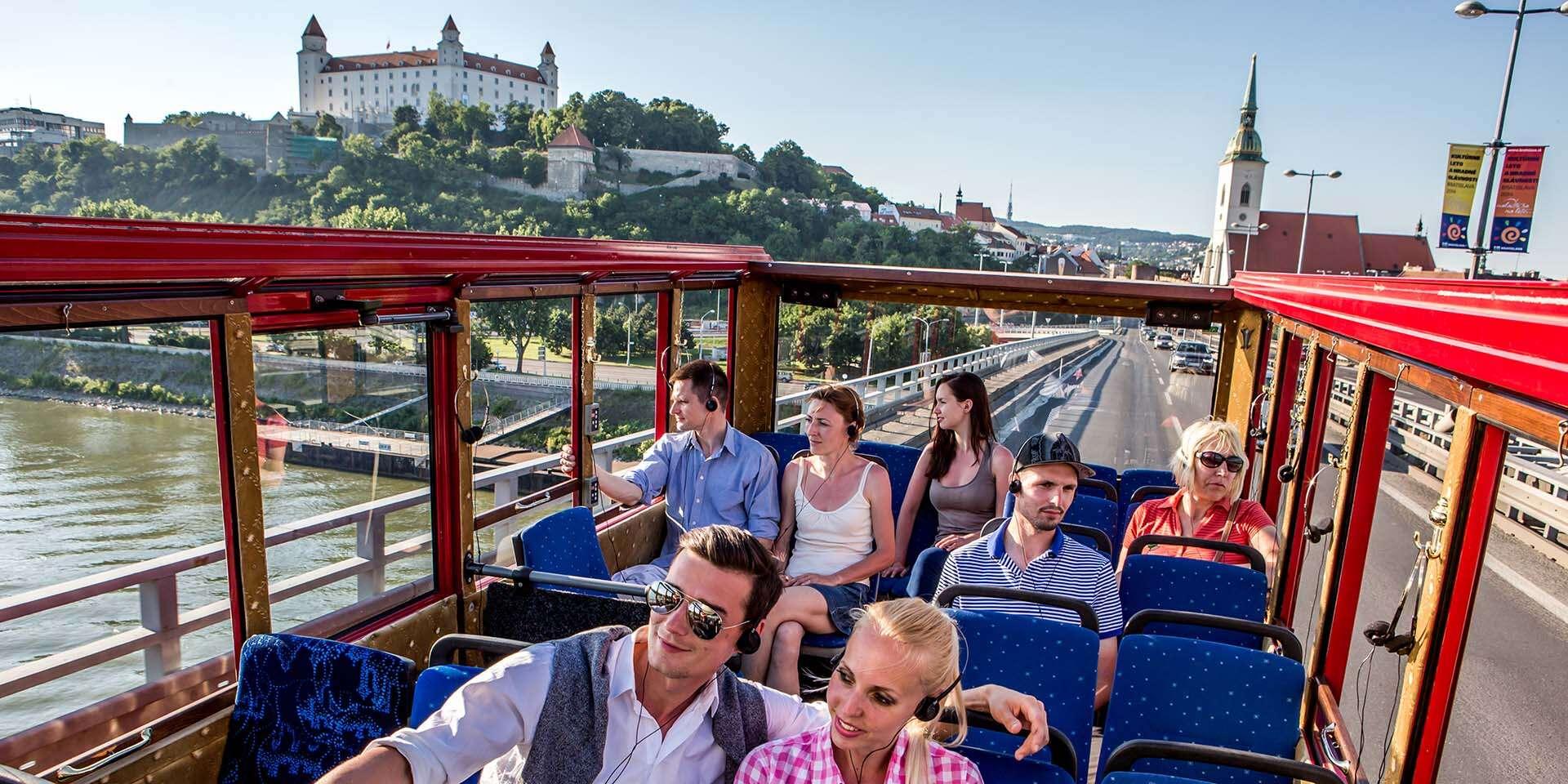 Hradný alebo panoramatický okruh na Prešporáčiku