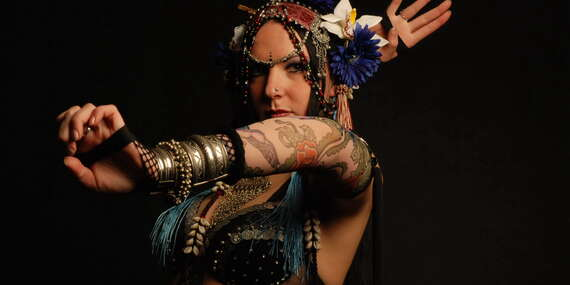 Kurzy orientálneho tanca, ktoré vás naplnia ženskou energiou a sebavedomím/Bratislava - Petržalka, Karlova Ves, Ružinov