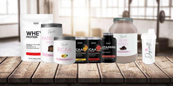 Čokoládové proteíny, BCAA, spaľovač tuku - fitness doplnky, ktoré vám pomôžu k štíhlej línii/Slovensko