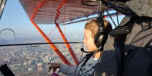 Zážitkový let s možnosťou pilotovania na skúšku
