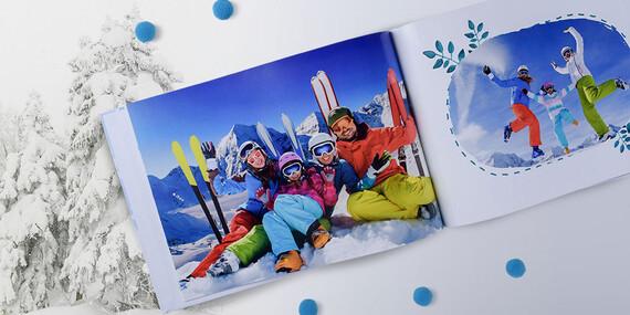 Klasická fotokniha A4, 20x20 v tvrdej väzbe alebo A5 v mäkkej väzbe z vašich najkrajších momentov/Slovensko