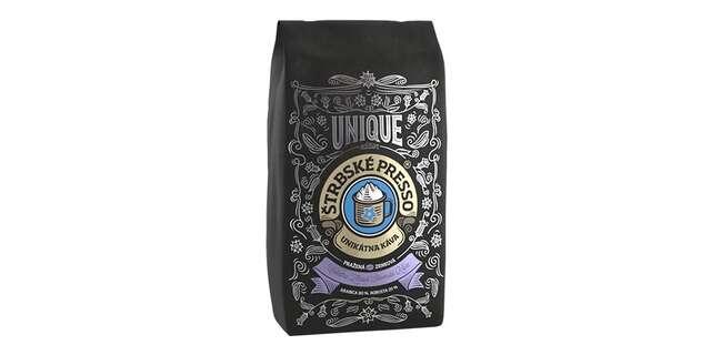 Káva Štrbské Presso Unique + hrnčok v hodnote 11,49 € alebo ponožky v hodnote 7,90 € ako bonus pri objednávke kila a viac kávy.