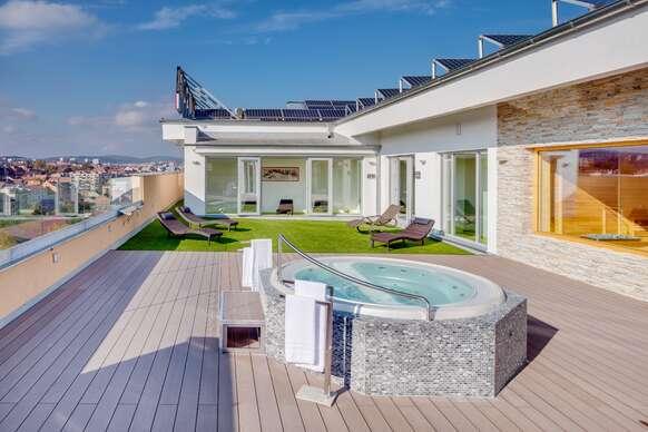 14% Příjemné ubytování i odpočinek v Hotelu Avanti***…