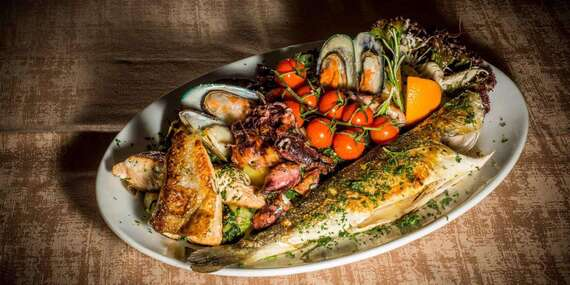 20% sleva na veškerá jídla v balkánské restaurace Singidunum / Praha 2 - Vinohrady