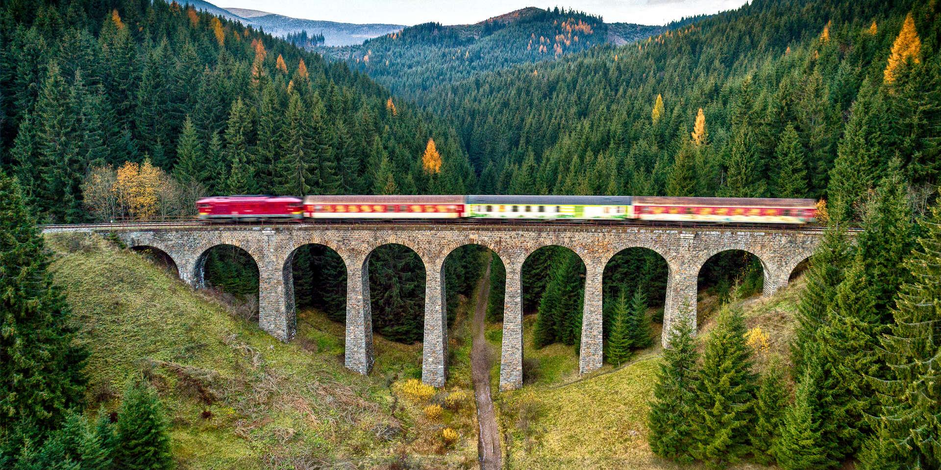Holiday Resort Telgárt medzi troma národnými parkmi a len 4 minúty pešo od slávneho viaduktu