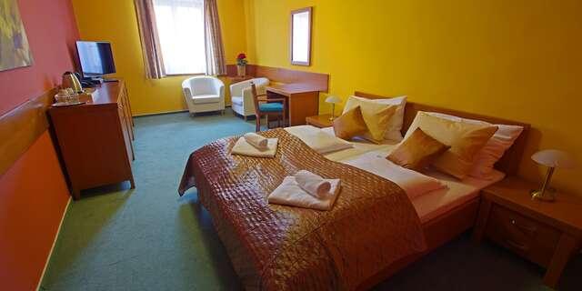 Pobyt v Hoteli u Leva s polpenziou a výhodami pre spoznávanie Spiša