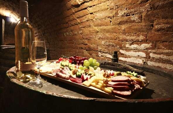 24% Zimní vinařský pobyt ve všední dny na jižní…