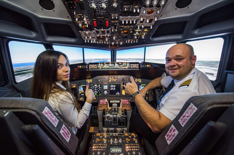 Limitovaný počet kupónov za najlepšiu cenu! Staňte sa pilotom Boeingu 737 na skúšku – v realistickom leteckom simulátore