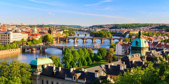 Elegantní Hotel Meda **** přímo v centru Prahy se snídaní a vstupem do Muzea Kampa, Muzea skla, Werichovy vily a dítětem do 6 let s ubytováním zdarma / Praha
