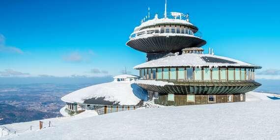 Dovolená v Krkonoších nedaleko Sněžky s polopenzí a saunou ve Dvorské boudě s platnost až do listopadu2021 / Krkonoše - Strážné