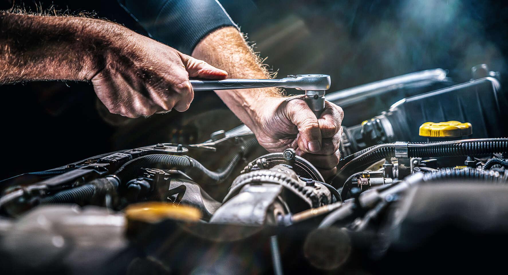 Dekarbonizácia motora - predlžuje životnosť, zvyšuje výkon a zn...