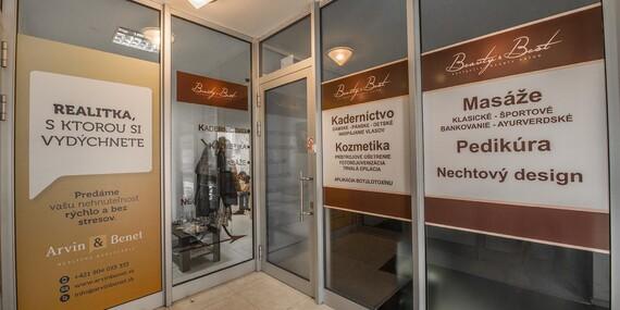 Pravé ayurvédske masáže od masérky z Indie/Bratislava - Ružinov