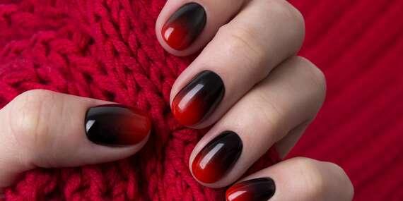 Saténovo jemné ruky a upravené nechty vďaka manikúre, gél laku alebo modeláži v štúdiu Crystal (extra dlhá platnosť)/Žilina