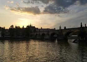 Testovali jsme plavbu lodí po Vltavě v Praze