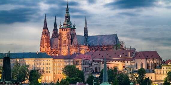 Hotel Olympik**** v pokojnej časti Prahy s raňajkami a ideálnym prístupom do centra/Praha - Česko