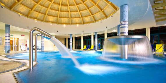 Bardejovské Kúpele: Maximum rozmaznávania, procedúry a plná penzia v hoteli Alexander**** / Bardejovské Kúpele