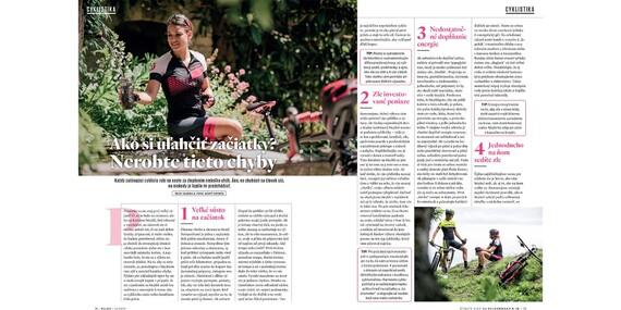 Ročné predplatné magazínu Relax o zdravom životnom štýle/Slovensko