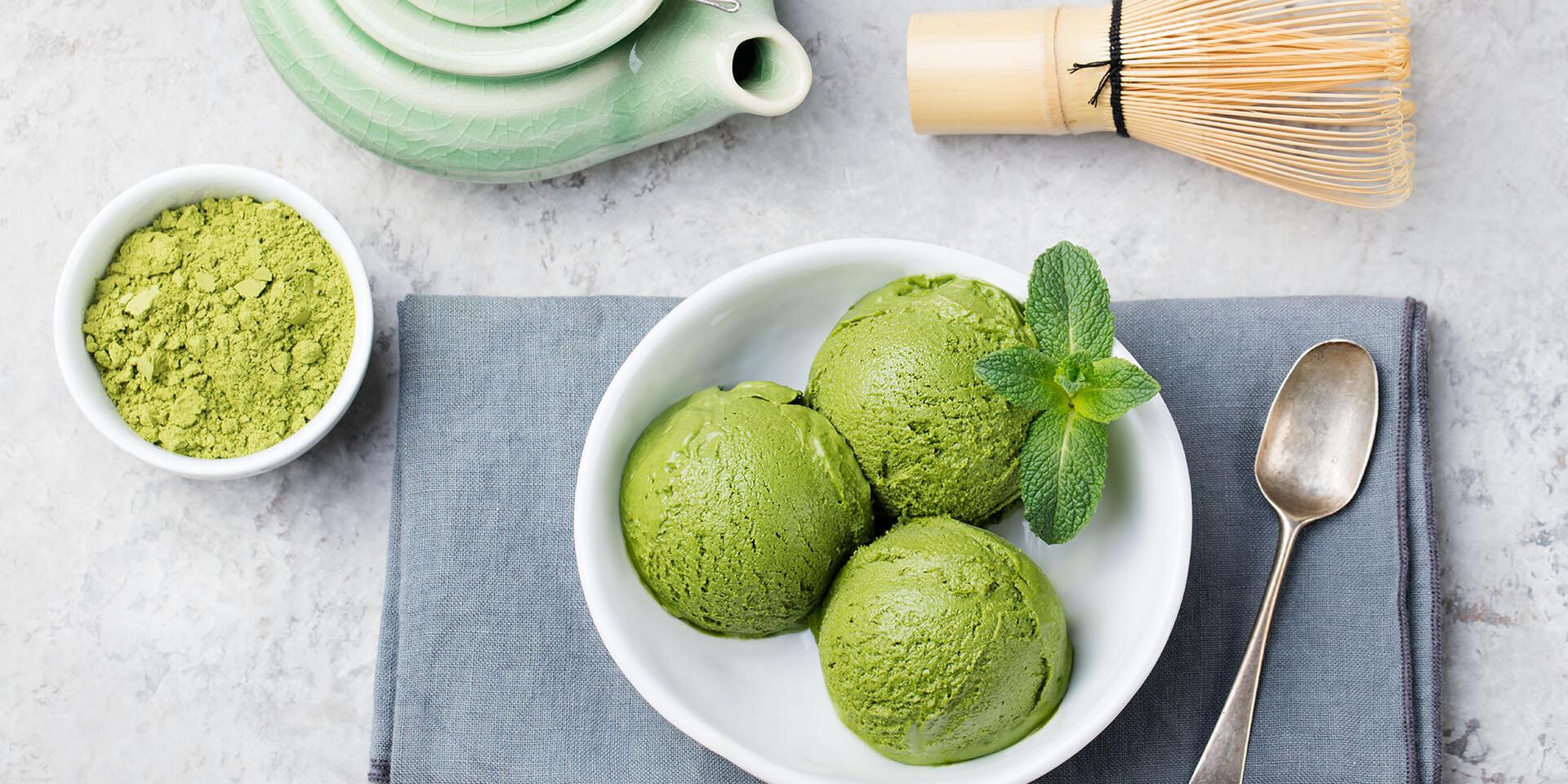 Matcha – japonský mletý zelený čaj