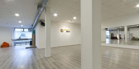 Obľúbený flowin alebo jumping v Sunflowerstudiu na rok 2020/Bratislava – Dúbravka, Petržalka, Rača, Ružinov