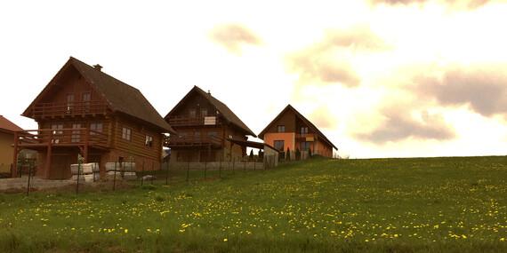 Prenájom príjemnej zrubovej chaty Alexandra s výhľadom na Liptovskú Maru/Bobrovník - Liptov