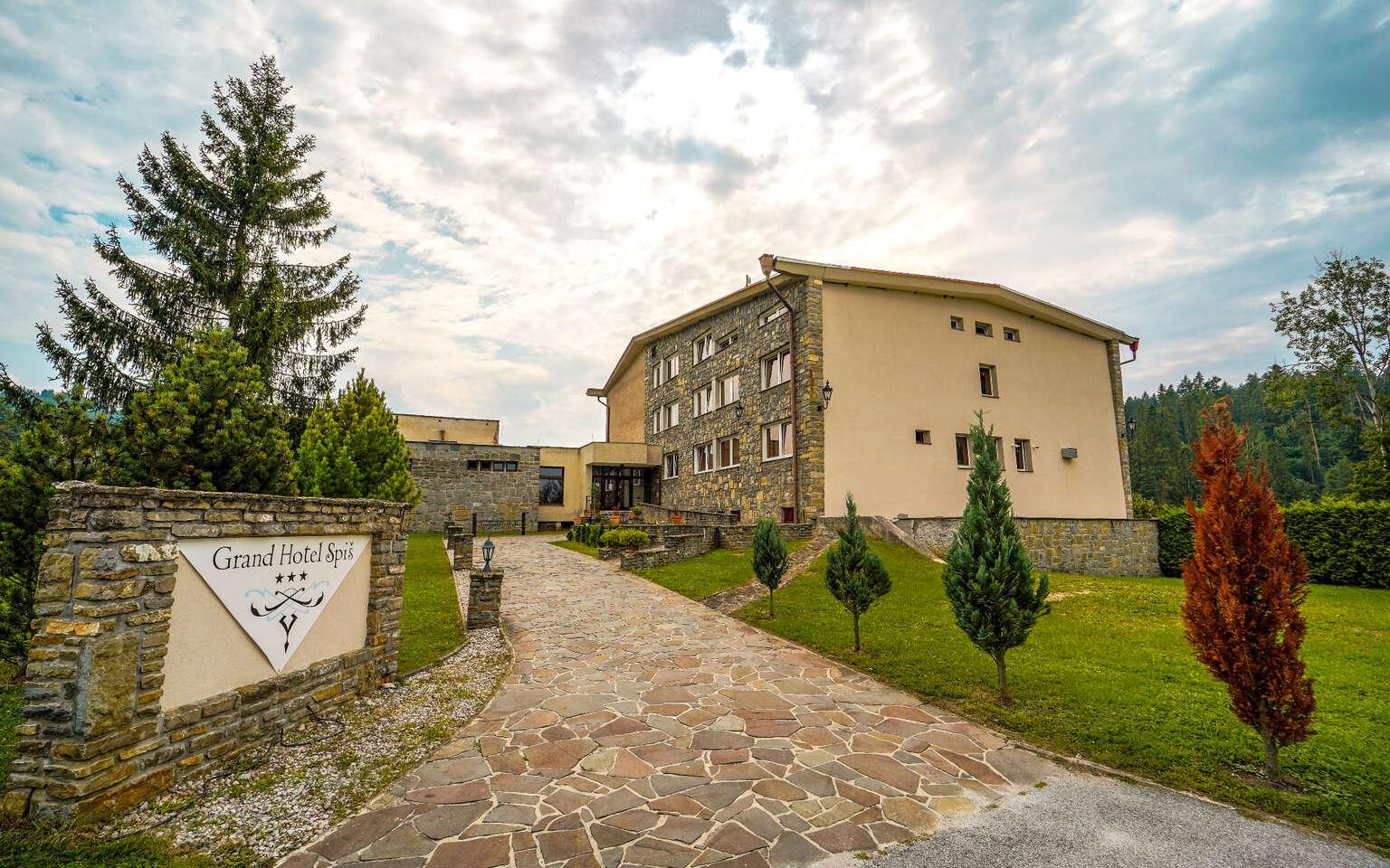 Grand Hotel Spiš***: Jedno z najlepších východísk za krásami Slovenského raja