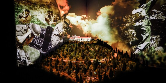 Interaktivní HistoryLand z milionu kousků LEGA - vzrušující zážitek pro celou rodinu/Polsko - Krakov