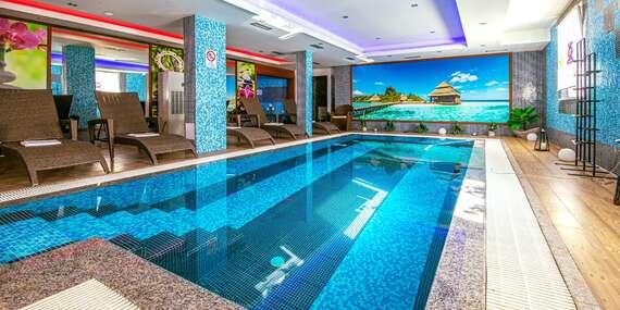 Novinka! Perfektný wellness pobyt s masážou na brehu Slnečných jazier v Hoteli Sun****/Slnečné jazerá - Senec