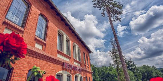 Relaxační pobyt uprostřed přírody v polském hotelu Niemcza SPA*** s polopenzí a neomezeným wellness/Polsko - Dolní Sleszko