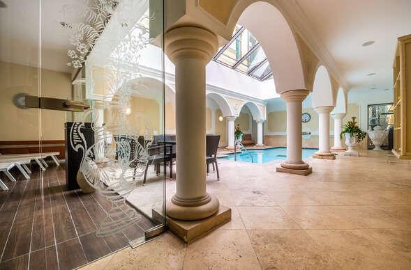 Hotel Elizabeth Trenčín **** obrázok