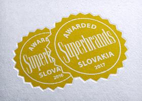 ZľavaDňa opäť medzi najlepšími. Druhýkrát sme získali ocenenie SuperBrands