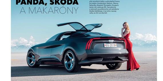 Predplatné časopisu Auto Motor a Šport - 12 alebo 6 časopisov/Slovensko
