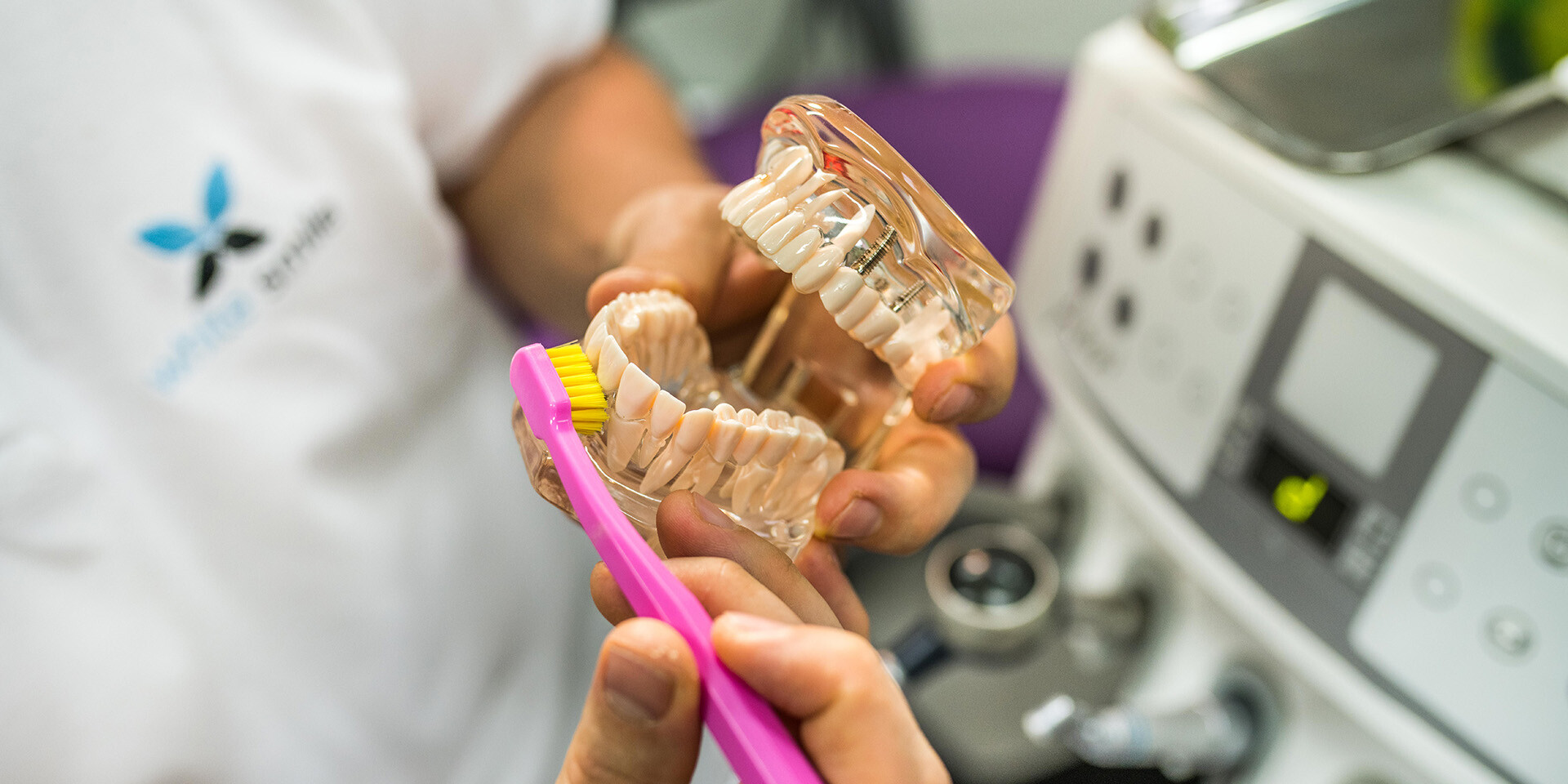 Profesionálna dentálna hygiena v Starom Meste