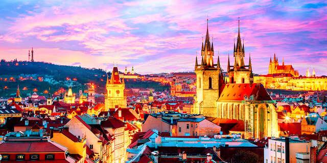 Pražský Iris Hotel Eden**** pre fanúšikov športu len 15 minút MHD od historického centra.