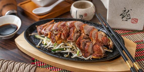 Degustačné vietnamské kačacie menu v obľúbenom Việt Phố/Bratislava - Podunajské Biskupice