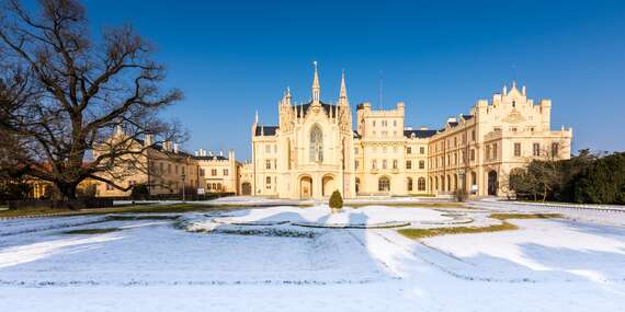 Pobyt kousek od zámku v Penzionu Myslivna v Lednicko-valtickém areálu s polopenzí, vínem a platností až do prosince 2021 / Jižní Morava - Lednice