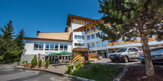 Nízke Tatry s procedúrami a polpenziou pre dvoch v hoteli AVENA RELAX HOTEL***/Jánska dolina - Liptovský Ján - Nízke Tatry