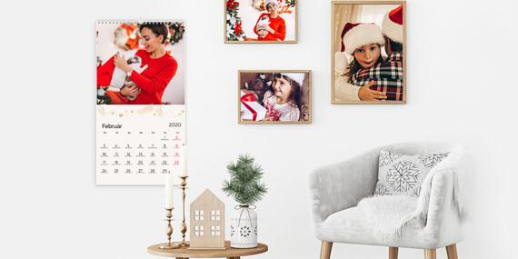 Fotokalendár s vašimi najkrajšími spomienkami/Slovensko