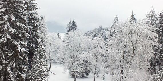 Zimní pobyt s polopenzí v Rajeckých Teplicích ve známém hotelu Skalka***/Rajecké Teplice