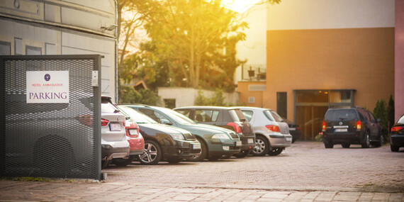 Biznis pobyt pre 1 osobu s raňajkami, vstupom do wellness a parkovaním v cene/Košice - Staré Mesto