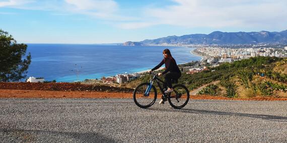 Objavte krásy Turecka na bicykli s CK Tatry Travelia vrátane all inclusive a letenky / Alanya – Turecká riviéra
