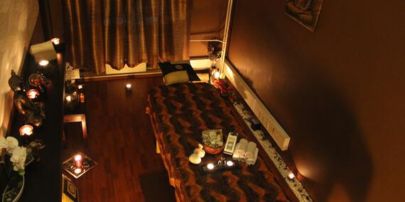 Perfektný relax spojený s masážou, aróma olejmi a uvoľnením v Ayurasan massages & relax/Bratislava - Nové Mesto