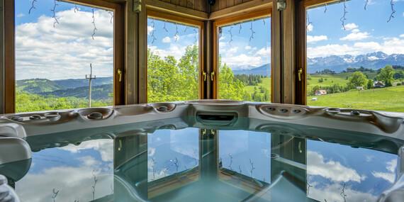 Obľúbený rodinný hotel Redyk*** s polpenziou, SPA a nádherným výhľadom na hory / Poľsko - Zab v Zakopanom